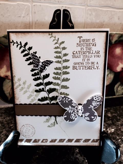 Aunt Janes Card